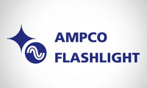 Ampco flashlight logo