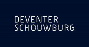 Deventer schouwburg logo
